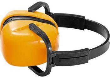 Купить Наушники защитные, складные, пластмассовые дужки Sparta 893555