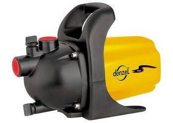 Купить Садовый поверхностный насос GP600 600 Вт, 3000 л/ч, подъем 35 м, пластик Denzel 97201
