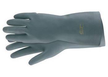 Купить Перчатки резиновые сантехнические, XXL СИБРТЕХ