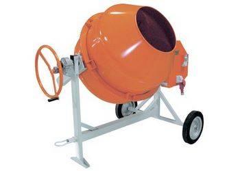 Купить Бетоносмеситель СБР-440А.1 440 л, 1.5 кВт, 380 В, редуктор, Строймаш, 95458
