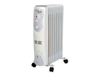 Купить Радиатор масляный РЕСАНТА ОМ- 9Н мощность 2 кВт