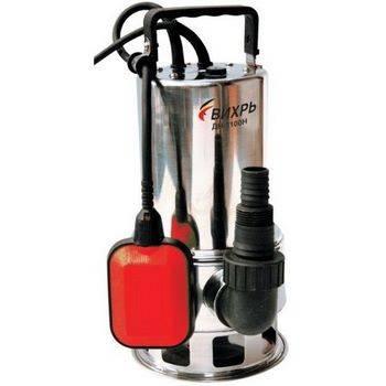 Купить Насос дренажный погружной для грязной воды ВИХРЬ ДН-1100Н