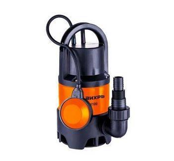 Купить Насос дренажный погружной для грязной воды ВИХРЬ ДН-1100