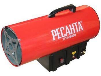 Купить Пушка тепловая газовая РЕСАНТА ТГП-30000