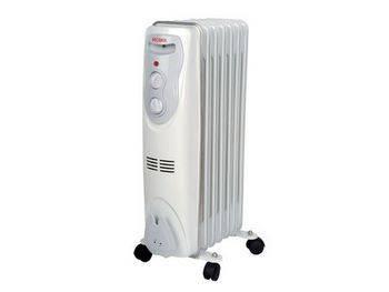 Купить Радиатор масляный РЕСАНТА ОМ- 7Н мощность 1, 5 кВт