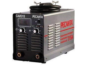 Купить Аппарат сварочный инверторный РЕСАНТА САИ 315 3ф 9,5 кВт