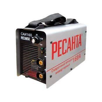 Купить Аппарат сварочный инверторный РЕСАНТА САИ 160 4,8 кВт
