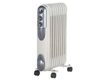 Купить Радиатор масляный РЕСАНТА ОМПТ- 9Н мощность 2 кВт