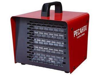 Купить Пушка тепловая электрическая РЕСАНТА ТЭПК-2000 керам.нагревательный элемент)