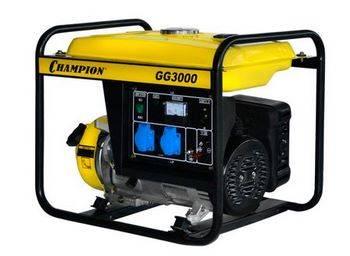 Купить Генератор бензиновый CHAMPION GG3000