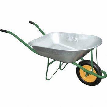 Купить Тачка садовая, грузоподъемность 90 кг, объем 65 л PALISAD, 689143