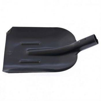 Купить Лопата совковая с ребрами жесткости, упрочненная сталь Ст5, без черенка СИБРТЕХ