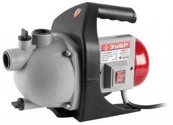 Купить Насос поверхностный ЗУБР ЗНС-800 55л/мин, напор 40м, 800 Вт