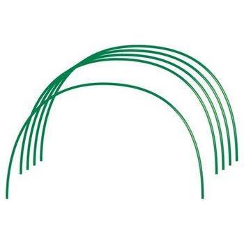Купить Парниковые Дуги в ПВХ 0, 75х0, 9м 6 шт. диаметр трубы 10мм