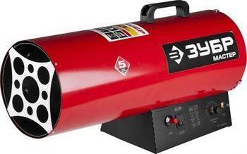 Купить Пушка тепловая газовая ЗУБР МАСТЕР 220 В, 33,0 кВт, 760м.куб/час, 2,6кг/ч