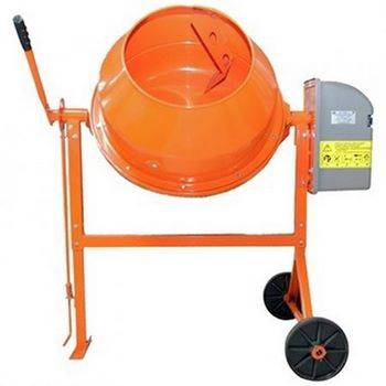 Купить Бетоносмеситель СБР-100 100 л, 0.7 кВт, 220 В, Строймаш, 95440