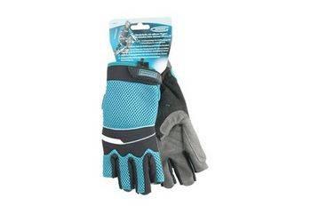 Купить Перчатки комбинированные облегченные, открытые пальцы, XL Gross 90317
