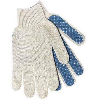 Купить Перчатки трикотажные, ПВХ-покрытие