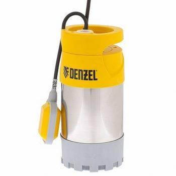 Купить Погружной насос высокого давления PH900, X-Pro, подъем 30 метров, 900 Вт, 3 атм, 5500 л/ч Denzel, 97