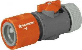Купить Коннектор с регулятором GARDENA 02942-20 1/2