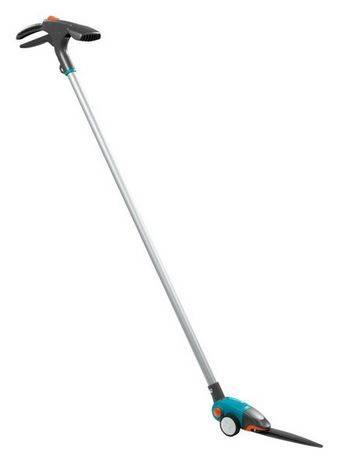 Купить Ножницы для травы поворотные GARDENA Comfort с телескопической рукояткой