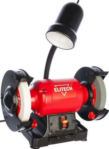 Купить Точило ELITECH СТ 300С 300 Вт