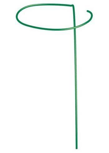 Купить Опора для цветов круг 0, 15м, выс.0, 6м 1 шт. диаметр провол. 5мм