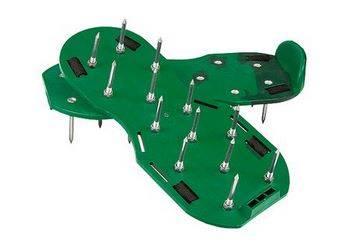 Купить Аэратор ножной для газона, сандалии PALISAD