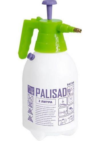 Купить Опрыскиватель ручной, 2 л, с насосом и клапаном сброса давления PALISAD