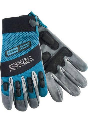 Купить Перчатки универсальные комбинированные STYLISH, XL Gross 90328