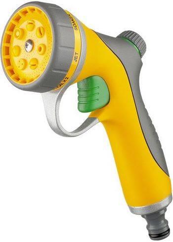 Купить Пистолет-распылитель (металл.7-режимов, курок спереди) PALISAD LUXE