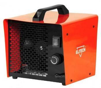 Купить Пушка тепловая электрическая ELITECH ТП 3ЕР