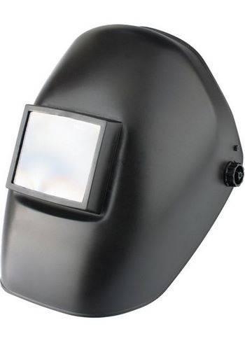 Купить Маска сварщика, пластик стекло 110*90, ГОСТ Р 12.4.238-2007 СибрТех