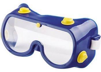 Купить Очки защитные закрытого типа с непрямой вентиляцией, поликарбонат СибрТех 89160