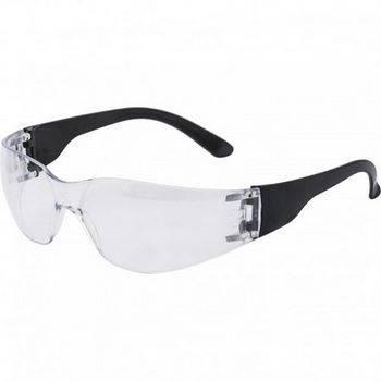 Купить Очки защитные открытые, поликарбонатные, прозрачные ОЧК201 (0-13021)