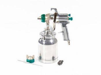 Купить Краскораспылитель AS 702 НP профессиональный, всасывающего типа, сопло 1, 8 мм и 2, 0 мм Stels