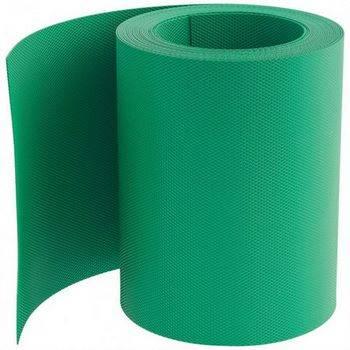 Купить Бордюрная лента, 15 х 900 , зеленая PALISAD