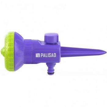 Купить Распылитель-дождеватель, 9-ти режимный, на пике PALISAD
