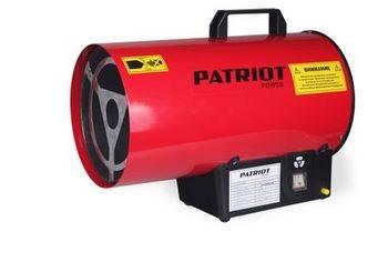 Купить Пушка тепловая газовая PATRIOT GS 12