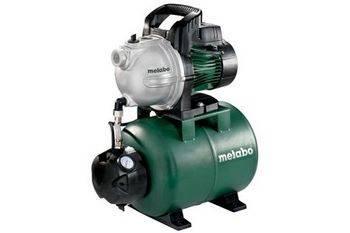 Купить Насосная станция METABO HWW 4000/25 G 600971000 1100 Вт, 4000 л/ч