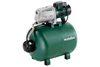 Купить Насосная станция METABO HWW 9000/100 G 600977000 1900 Вт, 9000 л/ч