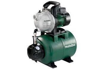 Купить Насосная станция METABO HWW 3300/25 G 600968000 900 Вт, 3300 л/ч