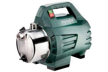 Купить Насос садовый METABO P 4500 Inox 600965000 1300 Вт, 4500 л/ч