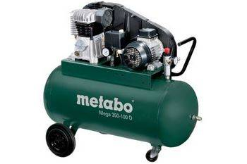 Купить Компрессор METABO Mega 350-100 D 601539000