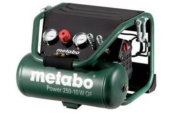 Купить Компрессор безмасляный METABO Power 250-10 W OF 601544000