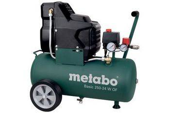 Купить Компрессор безмасляный METABO Basic 250-24 W OF 601532000