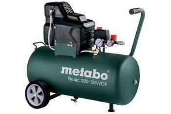 Купить Компрессор безмасляный METABO Basic 280-50 W OF 601529000