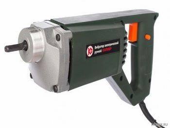 Купить Вибратор электрический ручной КАЛИБР ВЭР-1300