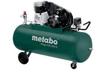 Купить Компрессор METABO Mega 520-200 D 601541000