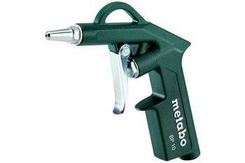 Купить Пистолет воздушный пневматический METABO BP 10 601579000 6 атм, 100-200 л/мин